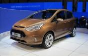 Lansare Ford B-Max la Salonul Auto de la Geneva
