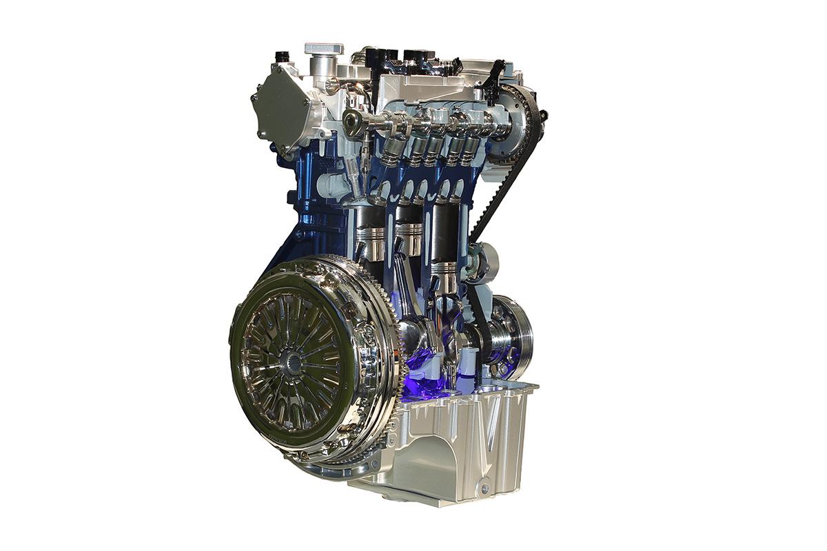 Motorul Ford 1.0L EcoBoost