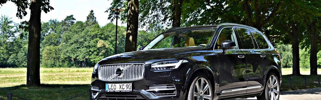 ClubFord: La test. Volvo XC90 D5 Inscription