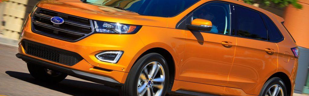 ClubFord: La test. Ford Edge, în drum spre Europa.