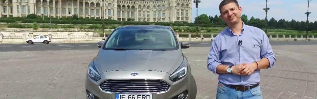 Guest Post Stelian Muscalu: Ford S Max – între prima impresie și vacanța cu el
